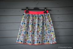 funky summer skirt