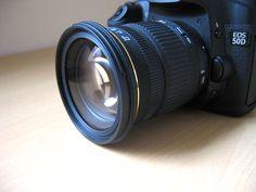 SIGMA 18-50 mm f / 2.8 EX DC Macro Canon WROC�AW