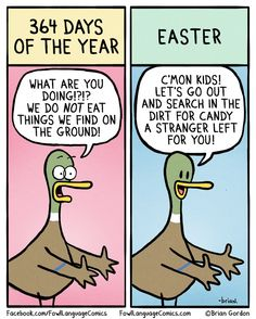 easter funny pictures so cute easter funny pictures so cute easter funny humor laughing easter funny quotes hilarious awesome easter funny easter memes funny jesus Funny Easter Memes, Easter Jokes, Funny Jokes, Funny Kids, Easter Cartoons, Mom Funny, Daily Funny, Funny Minion, Fowl Language Comics