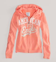 AE Signature Hoodie | American Eagle Outfitters