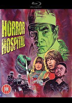 Horror Hospital (Blu-ray): Amazon.co.uk: Michael Gough, Robin Askwith, Vanessa Shaw, Dennis Price, Antony Balch: DVD & Blu-ray