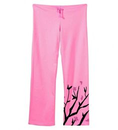 Make a unique statement with the cherry blossom motif on the left leg of these soft and warm fleece pants! Asian Flowers, Fleece Pants, Blossoms, Harajuku, Pajama Pants, Legs, Pretty, Women, Fashion