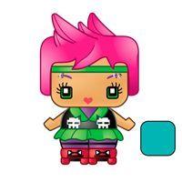 My Mini Mixie q's Roller Punk