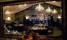 HollyHedge Estate - Reception barn with full bar