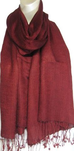 Silk Wool Womens Fashion Scarf India Clothing « Clothing Impulse