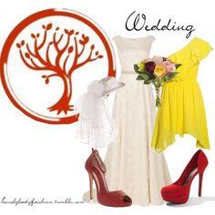 """Amity - Wedding"" by sad-samantha on Polyvore"