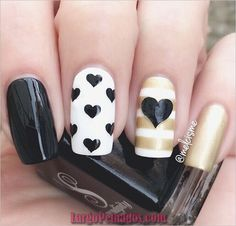 Are you hunting for unique yet pretty spring nails designs? When it comes to stand out in the crowd, every finger counts! From sideways tipped nails to Cute Acrylic Nails, Acrylic Nail Designs, Fun Nails, Nail Art Designs, Nails Design, Pretty Nail Designs, Pretty Nail Art, Nail Designs Spring, Nailart