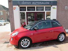 Opel ADAM 1.4 Glam € 13.950.- www.damesautosalon.nl #AutoTeKoop