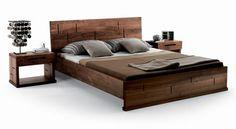Usona Wood Bed