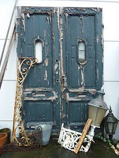 old doors fantabulous!!!