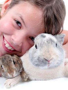 Pet Care Tips- Pet Supplies for New Rabbit Owners at WomansDay.com - Woman's Day