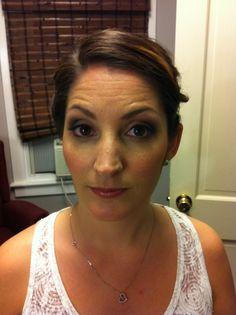 makeup by Kimberly Valosen