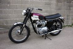 1967 Triumph Bonneville T120R fully restored by Don Hutchinson Cycle, Wakefield, Massachusetts.