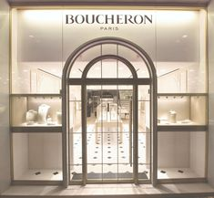 Boucheron Unveils New Concept Store in Hong Kong | Luxury Insider