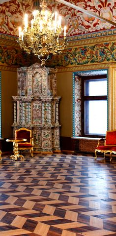 The Yusupov Volkov (or Chambers) Palace.