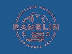 Keep On Ramblin'