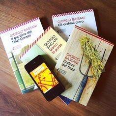 Se hai amato il capolavoro di Giorgio Bassani IL GIARDINO DEI FINZI-CONTINI ecco altri #ConsigliDiLettura {http://bit.ly/giorgio-bassani  link in bio}     #libri #instabook #leggere #lettura #alwaysreading #narrativa #leggere #libro #libri #book #books #read #reading #instareader #bookstagram #booklover #letteratura #scrittori #ebook #ebooks #ereader #ebooklover #ebookstagram #ebooklove #ebookreader #ebookworm #ebookfeltrinelli