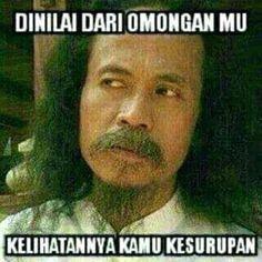 ideas for memes indonesia kartun Quotes Lucu, Cinta Quotes, Jokes Quotes, Dankest Memes, Cartoon Jokes, Funny Cartoons, Funny Jokes, Foto Meme, Dark Jokes