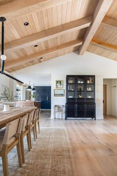 The Crestview House: Entry, Dining, & Living Space - Studio McGee
