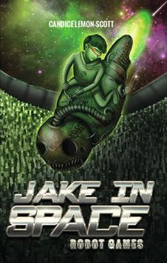 Jake in Space: Robot Games