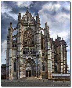 La Cathédrale Saint Pierre - Beauvais, France