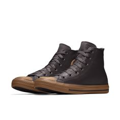 Converse Custom Chuck Taylor All Star Leather High Top Shoe