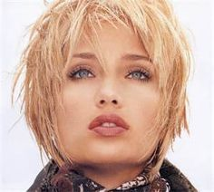 Short Choppy Hairstyle For Woman - Bing Images