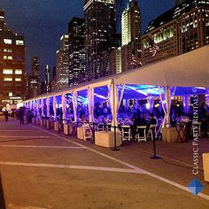 Classic Party Rentals, Square Frame Tent