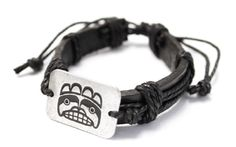 Leather Bracelet - Protection by Corey Moraes