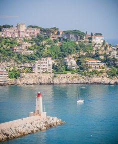 Nice Harbor, Nice, France