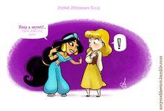 Pocket Princess Comic 52 | Disney Pocket Princess - Edition 39 - Updated 11/23/2012