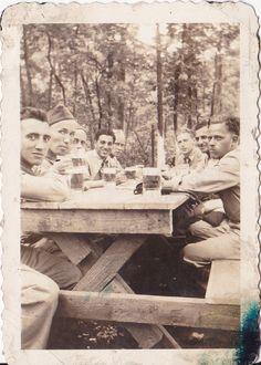 Camp Croft, SC, 1941 - Copyright Genealogy Sisters #genealogy #familyhistory