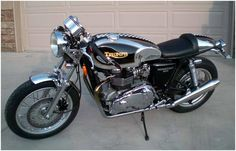 WHY we all love the #triumph :-) ........ affiliatepowerhouse.net ........