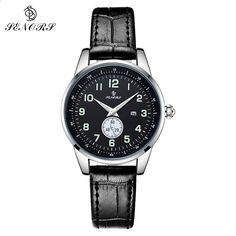 SENORS жіночі годинники верхній бренд люкс мода люкс одяг світловий годинник  повсякденний кварцовий годинник годинник жінок 94aba1ec32313