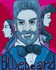 Por Charles Perrault - Bluebeard