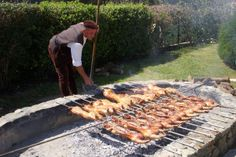 #baia di nora #sardinia #typical #dinner