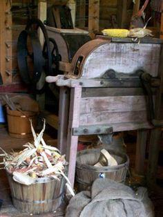 Corn Sheller On Pinterest John Deere Antiques And Irons