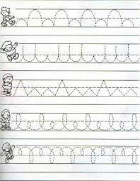 ejercicios de caligrafia
