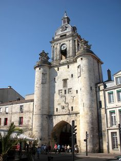 La Rochelle departamento de Charente Maritime