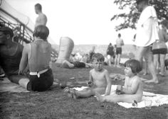 Strandbad Zürich, 1930