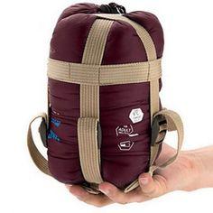 Mini Ultralight Multifuntion Portable Outdoor Envelope Sleeping Bag   Good Life Merchant