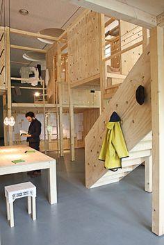 Ausstellung Wohnungsfrage Vier Wohnmodelle in 2019