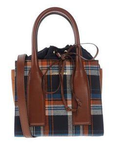 DSQUARED2 Handbag. #dsquared2 #bags #shoulder bags #hand bags #suede #