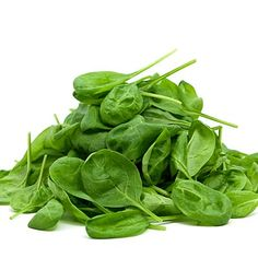 Raw or cooked, spinach is packed with calcium, iron, and magnesium!   http://www.health.com/health/gallery/0,,20667296_8,00.html#