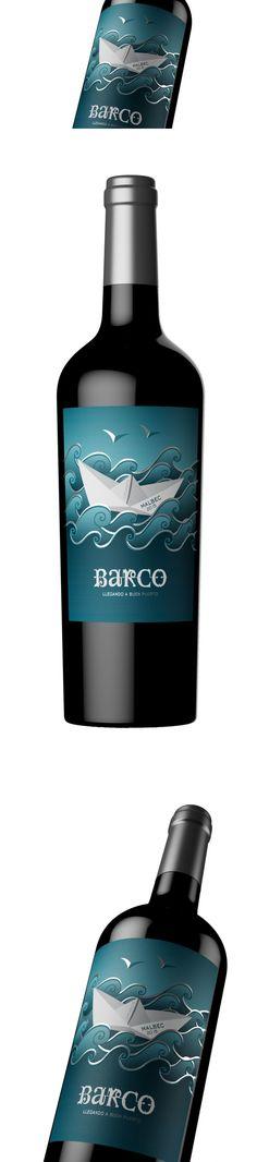 Barco Wine — The Dieline | Packaging & Branding Design & Innovation News