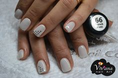 White French | Bio Sculpture Gel Hair And Nails, My Nails, Bio Sculpture Gel Nails, Gel Nail Colors, Nail Games, Creative Nails, French Nails, White Nails, Spring Nails