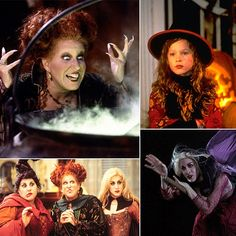 When it comes to our dating lives, we can all be a little witchy... We've got the Hocus Pocus GIFs to prove it.