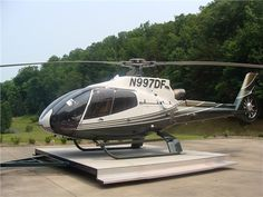 Eurocopter EC-130-B4, Sirius XM, Satellite Weather Datalink #helicopter #aircraftforsale