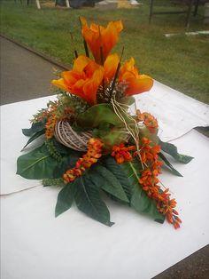 Grave Flowers, Cemetery Flowers, Funeral Flowers, Ikebana, Floral Arrangements, Christmas Wreaths, Centerpieces, Bouquet, Paper Crafts