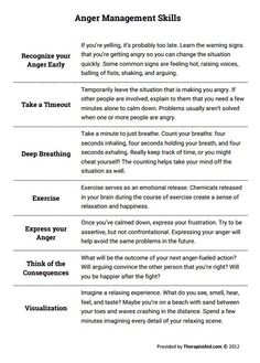 Anger Management Worksheet for Teens Unique Anger Management Skills - Stress Management Anger Coping Skills, Coping Skills Worksheets, Anger Management Worksheets, Anger Management For Adults, Anger Management Techniques, Cognitive Behavioral Therapy Worksheets, Anger Management Counseling, Stress Management Activities, Behavioral Psychology